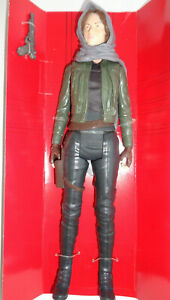 Star Wars Rogue One/Jyn Erso (Jedha) / Figur ca. 27 cm / Neu / OVP