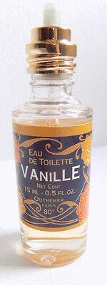 Outremer Refill Replacement Mini Eau De Toilette Vanille 0.5 oz