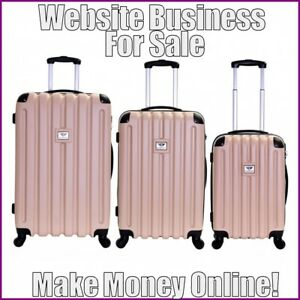 SUITCASES-Website-Earn-34-44-A-SALE-FREE-Domain-FREE-Hosting-FREE-Traffic