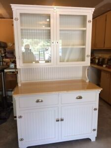 Newly Handcrafted Hoosier Cabinet Done