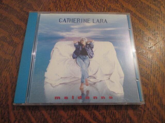 cd album CATHERINE LARA maldonne