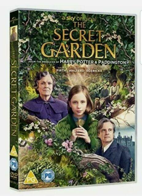 The Secret Garden DVD 2020 2021 New And Sealed UK Version