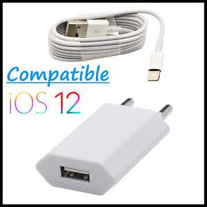 Detalles de Cargador USB Cable Para iPhone 6 6S 7 8 PLUS X XS Max XR IPAD 8 Pin Lightning
