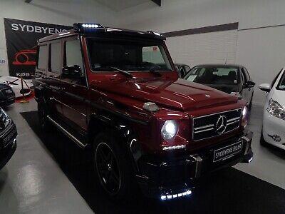 Annonce: Mercedes G350 3,0 BlueTEC aut. - Pris 1.079.000 kr.
