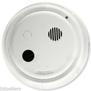 Sensaphone-Smoke-Detector-110VAC-with-Battery-backup