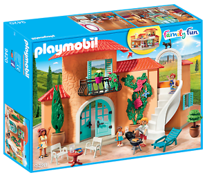 Playmobil-Family-Fun-Summer-Villa-Kids-Play-9420-NEW-SAME-DAY-SHIP