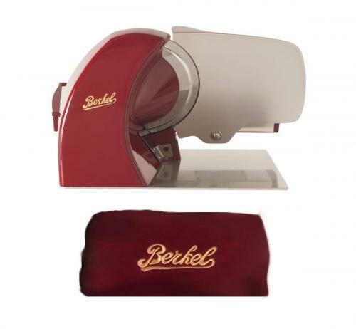 Berkel - Affettatrice Home Line 200 + Cover Affettatrice Couleure rouge