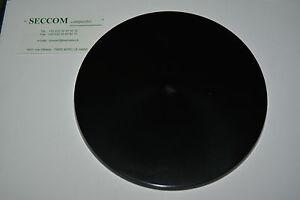 5 kg Gel coat polyester ISO de moulage NOIR RAL 9005 + catalyseur et pipette 3ml