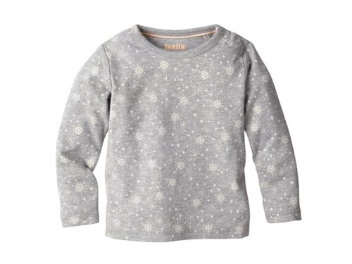 2 pack Girl Baby Long Sleeved Tops 2-24 months 100/% cotton Shoulder Fastening