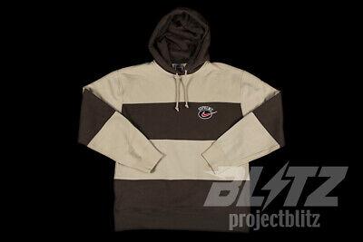Nike Stripe Hooded Sweatshirt Tan