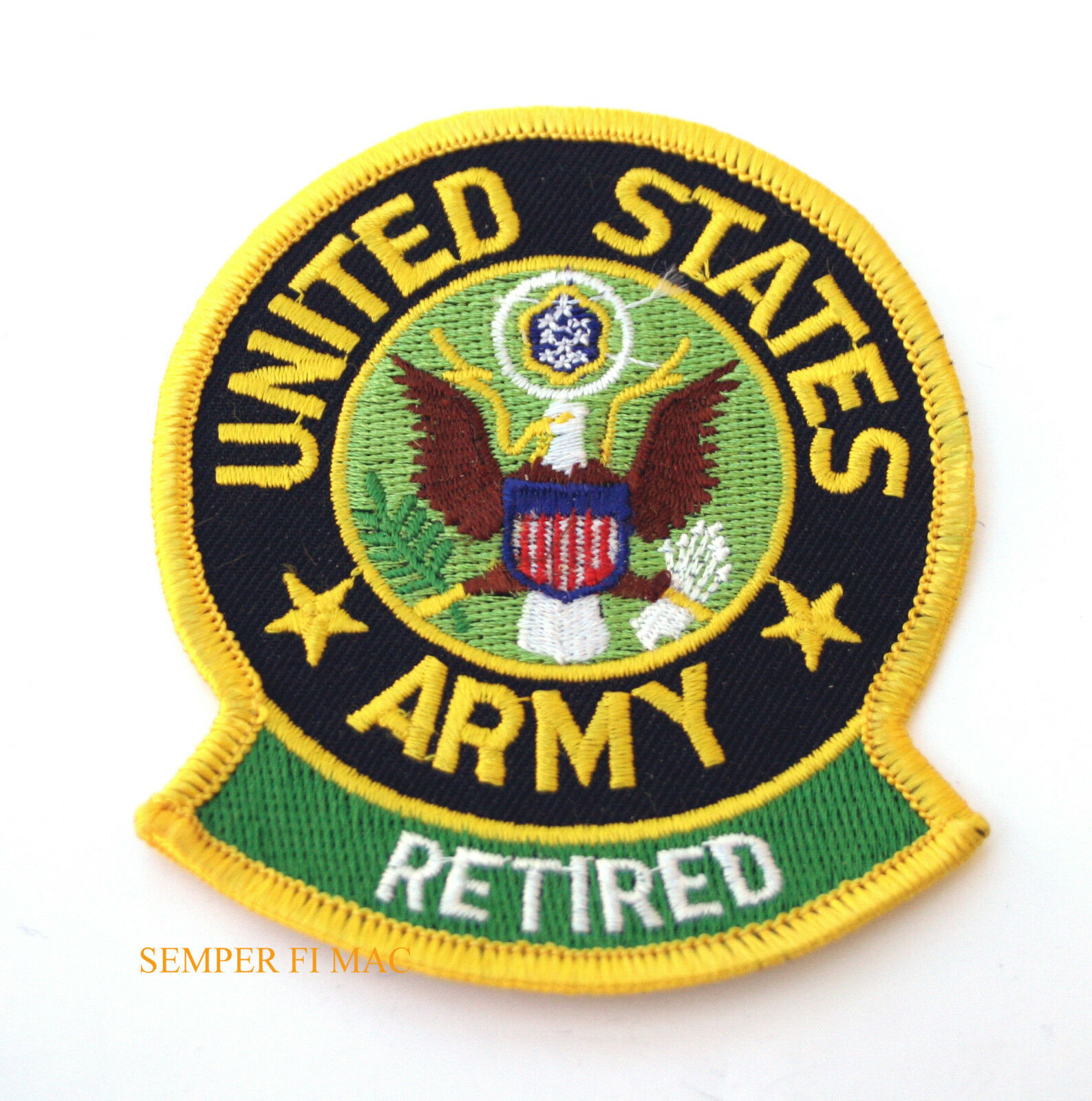 United States Army Retired hat//lapel pin Buy two get one FREE