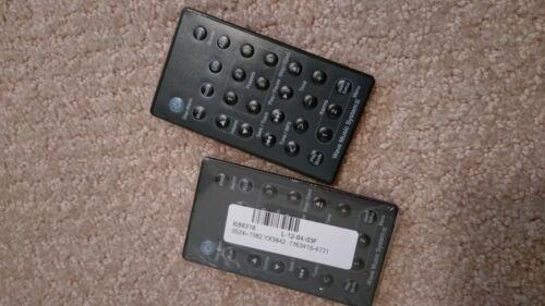 Remote Black For Bose Wave Radio//CD Music System  AWRC-C2 AWRC-C3 SZUSTP