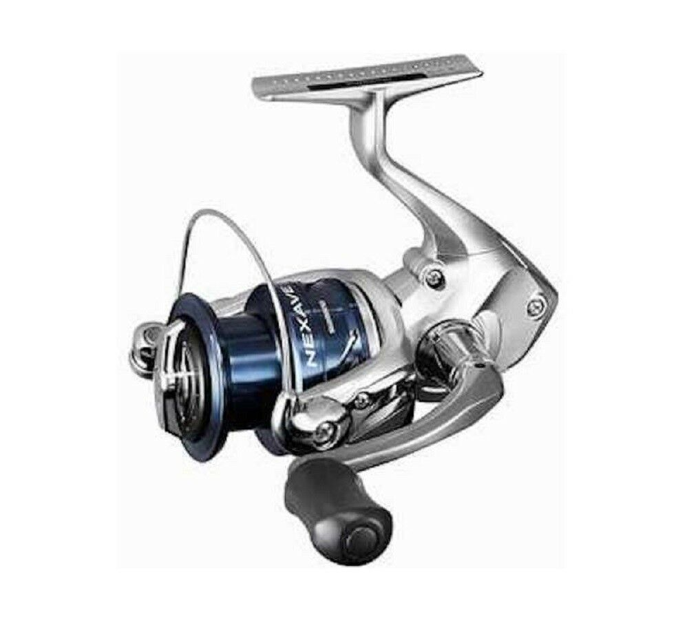 Shimano Nexave 4000 HG FE Spinning Fishing Reel NEX4000HGFE