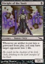 4 Disciple of the Vault ~ Lightly Played Mirrodin 4x x4 Playset MTG Magic Black