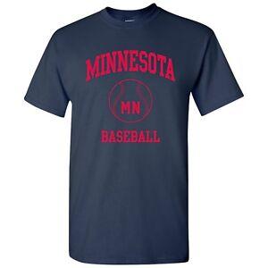 Minnesota-Classic-Baseball-Arch-Unisex-T-Shirt