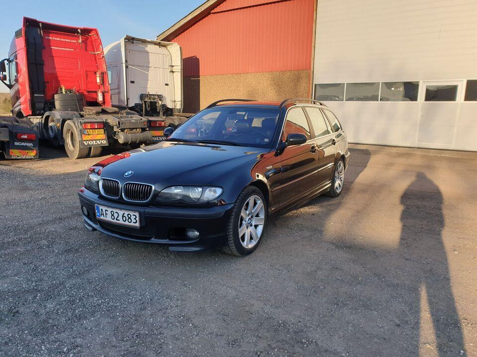 BMW 330d, 3,0 Touring Steptr., Diesel