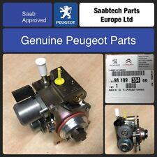 GENUINE PEUGEOT 207-3008-308-5008-508-RCZ HIGH PRESSURE FUEL PUMP 1.6 ENGINE