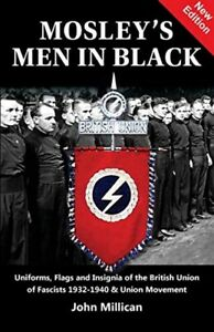 Mosley-039-s-Men-in-Black-Uniforms-Flags-and-Insignia-of-the-British-Union