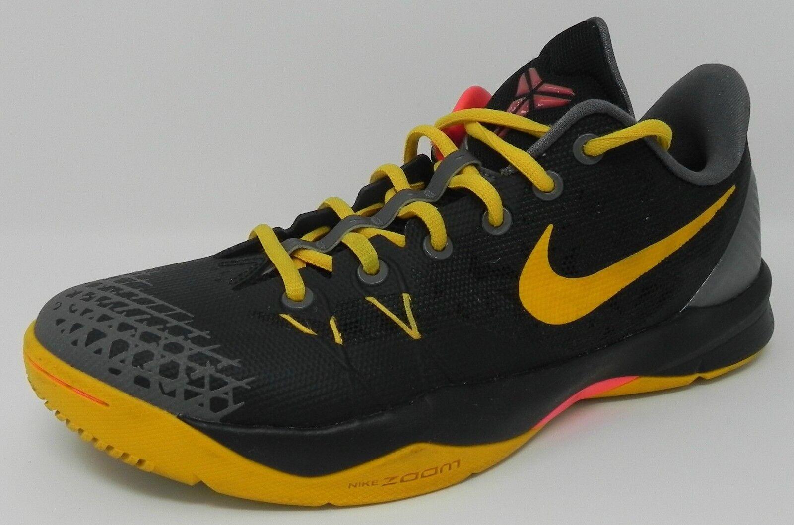 Men's Nike 10.5 Zoom Kobe Venomenon 4 Bruce Lee Shoes 10.5 Nike Rare Excellent Condition 49f44b