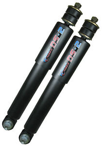 """1973-91 Chevy C30 1 Ton Truck Shock Absorber Rear DS2-3/"""" Drop"""