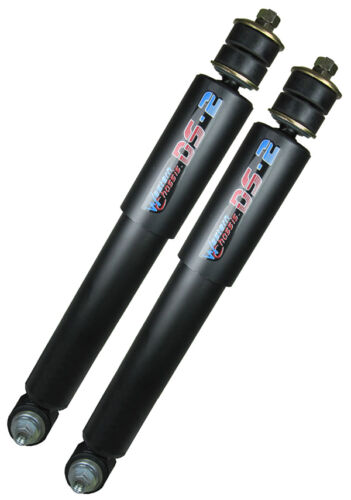 """1973-91 Chevy C30 1 Ton Truck Shock Absorber Rear DS2-4/"""" Drop"""