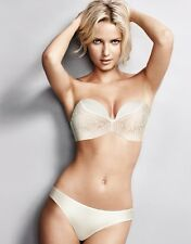 5f3fb69795 Wonderbra 9469 Ultimate Strapless Lace Bra in Ivory Various 32 a