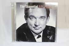 The Essential - Ray Price - [ 2 Discs ] CD SONY MGM Music Entertainment