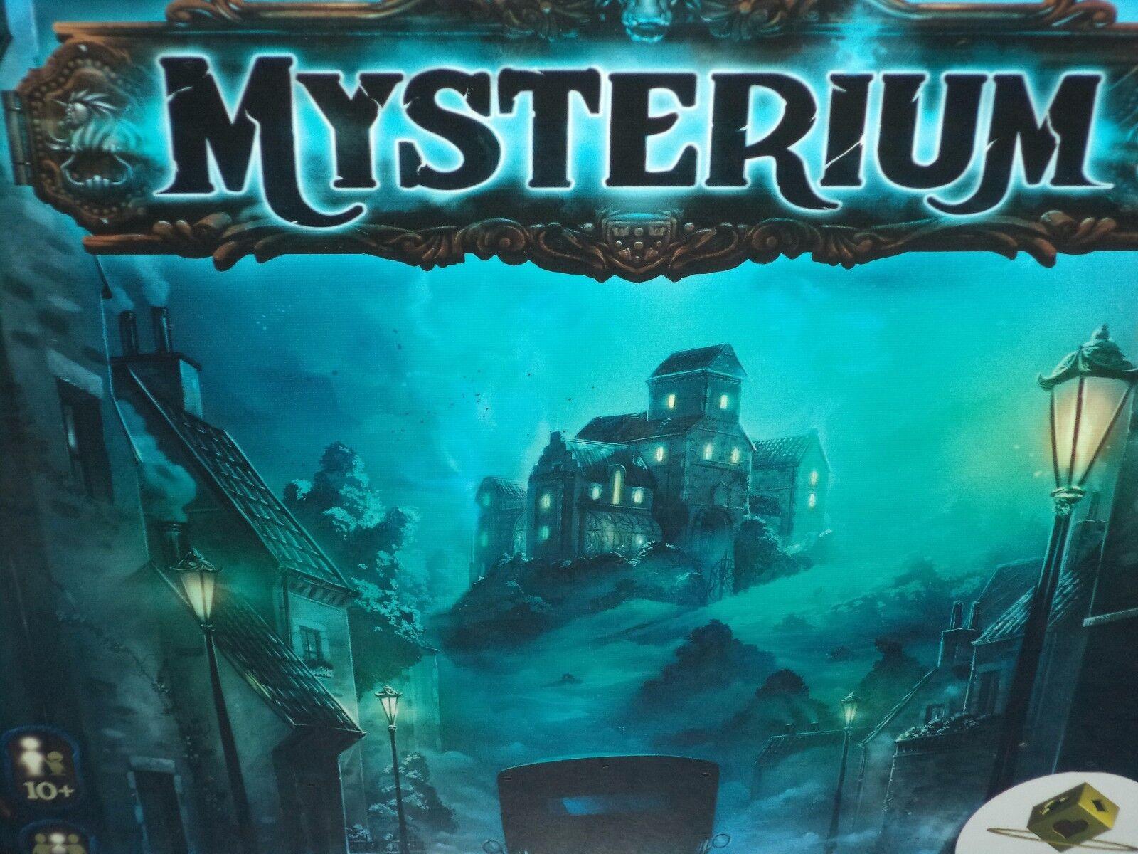 Mysterium-Asmodee Juegos Misterio Juego De Mesa  nuevo