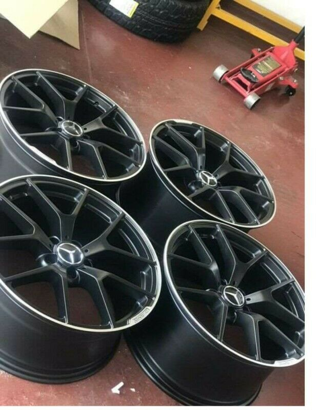 Latest AMG 8.5 j and 9.5 j narrow and wide for sale brand new