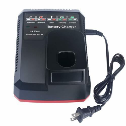 Biswaye 19.2-Volt C3 Battery Charger for Craftsman C3 19.2V XCP Lithium-ion  Ni