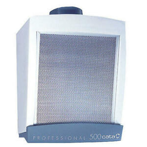 Extractor Cata PROF.500 450M3H 125W 57DB Blanco Clase D