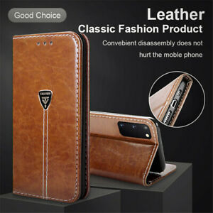 Cover per Huawei P40 P30 P20 Pro Lite Magnetico Custodia a portafoglio in pelle