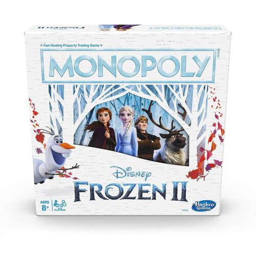 Disney Frozen édition 2 Monopoly