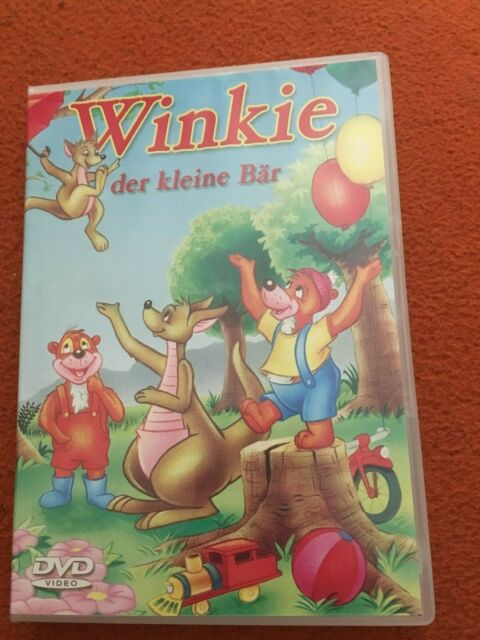 DVD - Winkie der kleine Bär