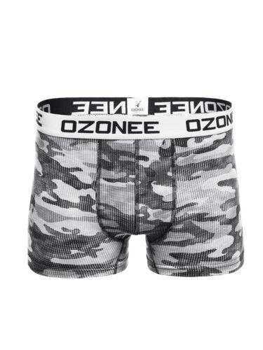 Boxershorts Unterwäsche Trunks Unterhosen Herren OZONEE 5843 MIX M-L-XL-XXL