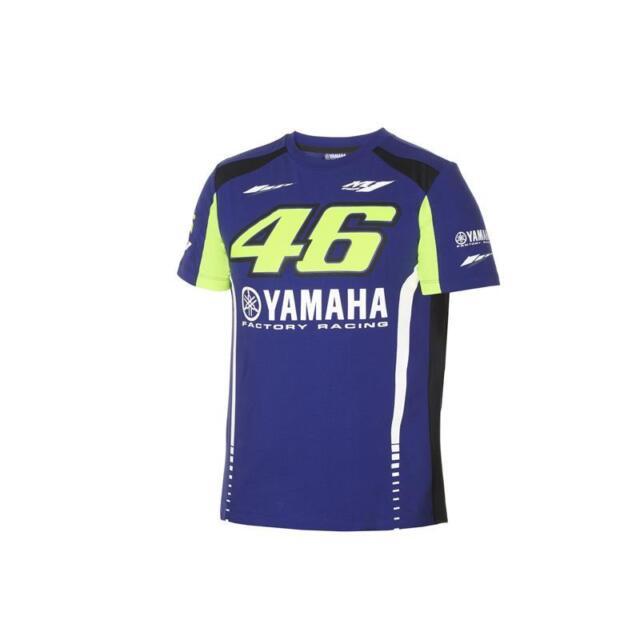 Genuine Yamaha Valentino Rossi VR46 Suit Replica T-Shirt