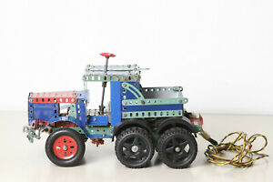 Tractor-Truck-with-Marklin-Stabilbaukasten-1-Motor-for-Hobbyists-108171