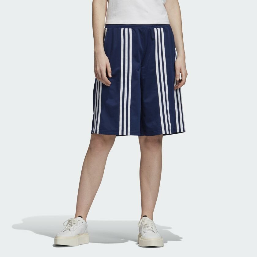 Adidas damen Ji WON CHOI Shorts Blau XS EXTRA SMALL