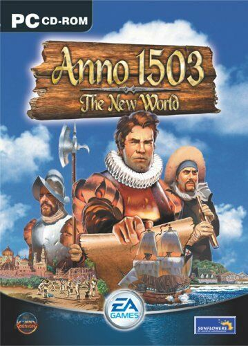 Anno 1503 The New World PC NEW And Sealed Original Uk Version NOT Budget