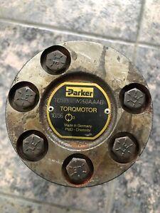 Parker Hydraulic Motor TorqMotor TE0330CW260AAA
