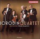 Beethoven: String Quartets, Vol. 4 (CD, Jan-2005, Chandos)
