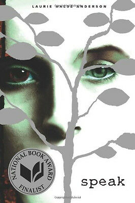 Speak by Laurie Halse Anderson (Paperback) Square Fish; (Reprint edition) NEW