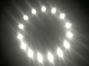 modulo 15 led a cerchio 12v ip33 luce bianca 4000k ebay