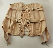 Vintage Pink Corset B Model 805 28 Camp?? Victorian Steampunk