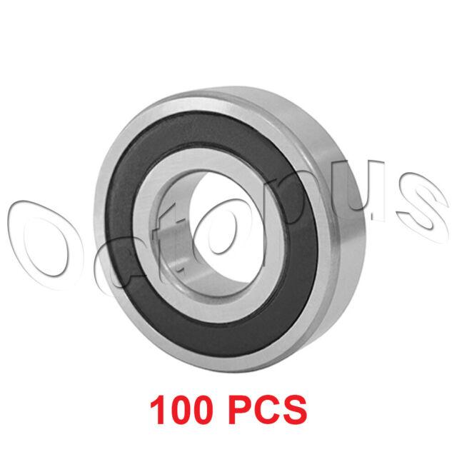 NTN 6304 LLU Deep Groove Ball Bearings 20x52x15mm