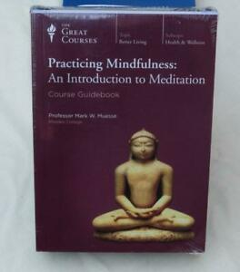 NEW-Practicing-Mindfulness-An-Introduction-to-Meditation-The-Great-Courses
