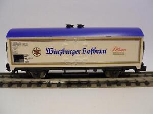 MINITRIX-Bierwagen-WURZBURGER-HOFBRAU-30375