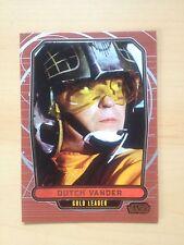 2013 Star Wars Galactic Files 2 # 476 Dutch Vander Topps Cards