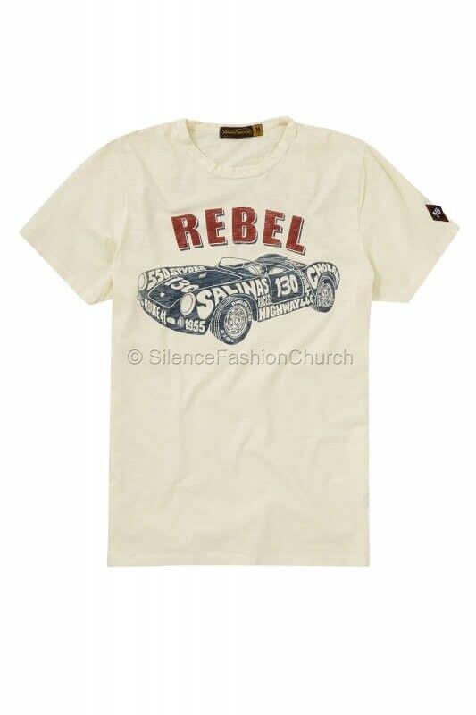 Johnson Motors Rebel 550 dirty Weiß