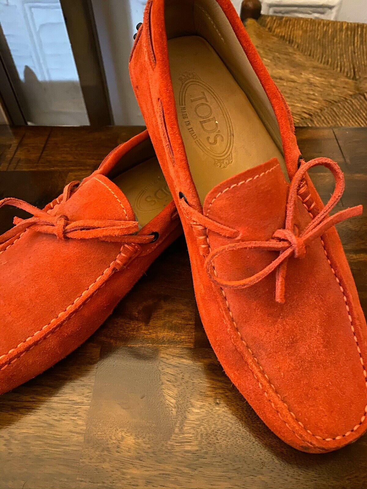 TODS Mens GOMMINO DRIVING SHOES in